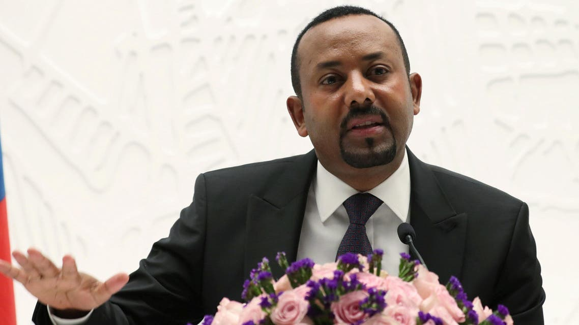 Ethiopian Prime Minister Abiy Ahmed Ethiopia - Nobel Peace Prize winner 2019 - Eritrea - Reuters