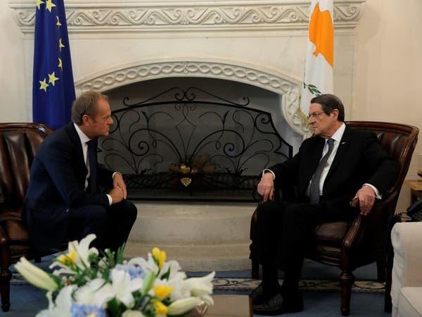 توسك: أوروبا متحدة بوجه تركيا بشأن التنقيب قبالة قبرص