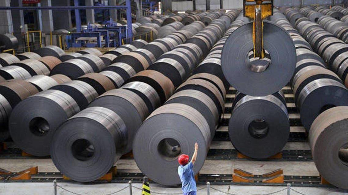 مصنع حديد في مصر