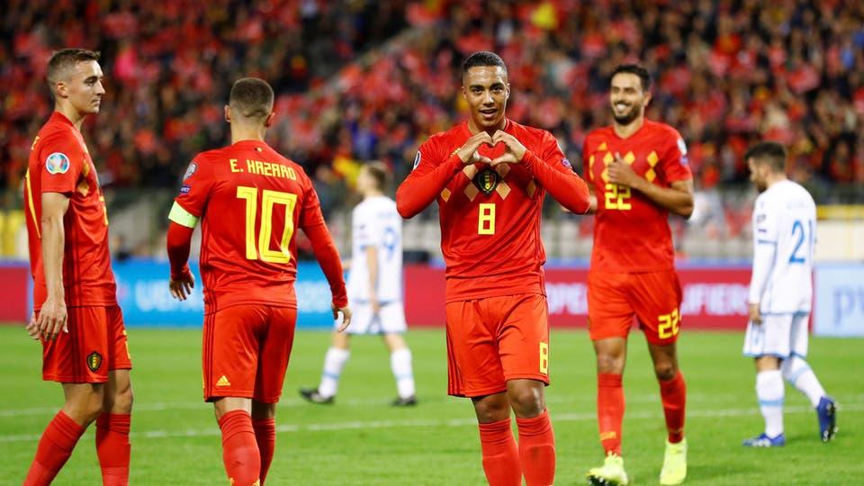 فحص جميع أفراد منتخب بلجيكا بعد إصابة لاعب بـ كورونا