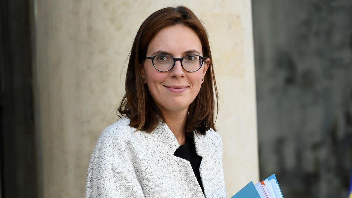 Amelie de Montchalin - France EU secretary - AFP