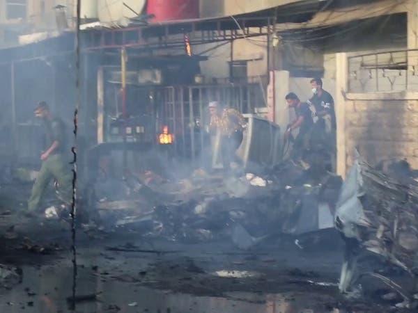 مقتل 4 في انفجار القامشلي.. وداعش يتبنى