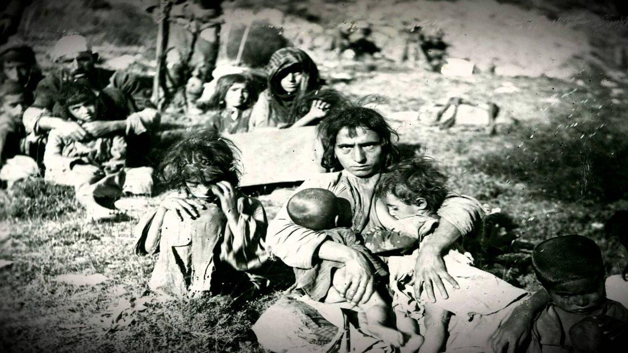 صورة لعدد من أهالي درسيم سنة 1938