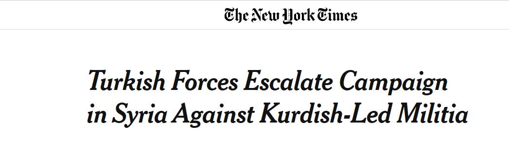 مقال نيويورك تايمز