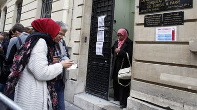 التونسيون في الخارج يصوتون في الدورة الثانية من الرئاسيات