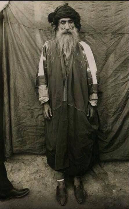 صورة للموفد الكردي بدرسيم سيد رضا