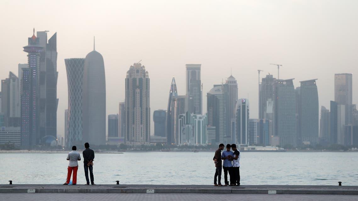 doha qatar corniche AFP