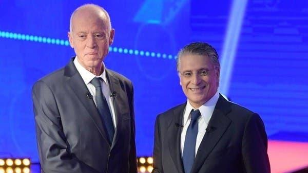 في مناظرة تلفزيونية.. اتهامات متبادلة بين مرشحي الرئاسة بتونس