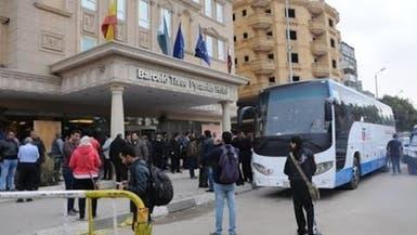 محكمة مصرية تقضي بإعدام 6 أدينوا بالإرهاب