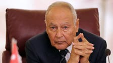 الجامعة العربية: يجب العمل على تغيير سلوك إيران