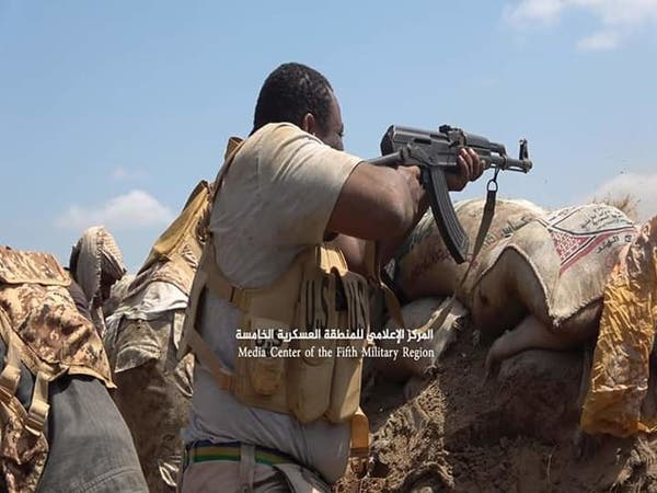 فيديو.. قتل وأسر وجرح عشرات الحوثيين بينهم قيادات في حجة