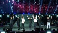 K-pop group BTS kick off Riyadh Season with a bang