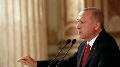 أردوغان: تهديدات أوروبا وحظر الأسلحة لن يوقفنا في سوريا