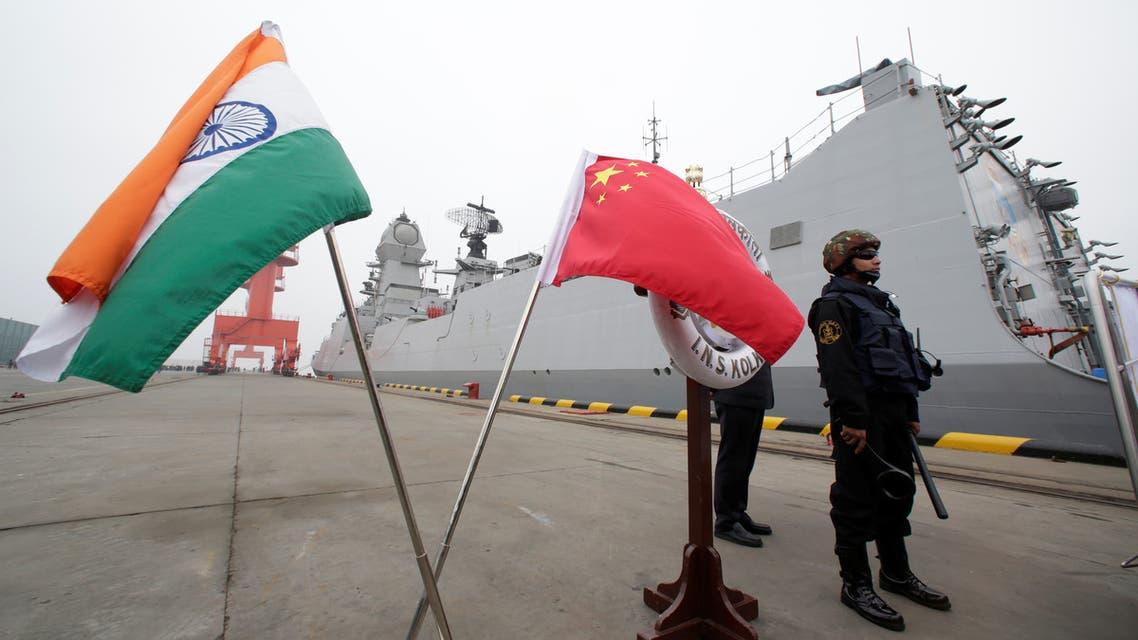 العلمان الهندي والصيني