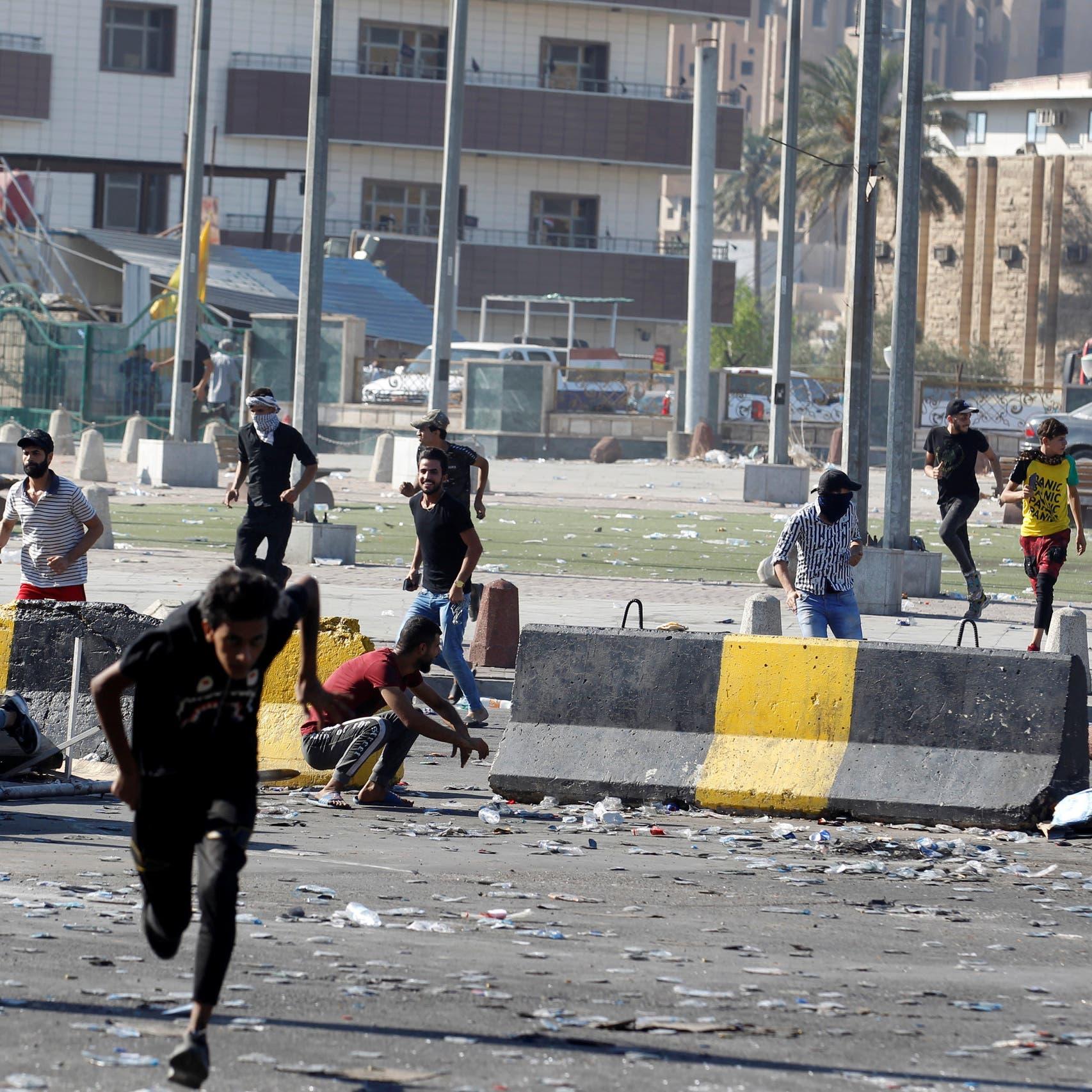 العراق.. لجنة عليا للتحقيق في الاعتداءات على المتظاهرين