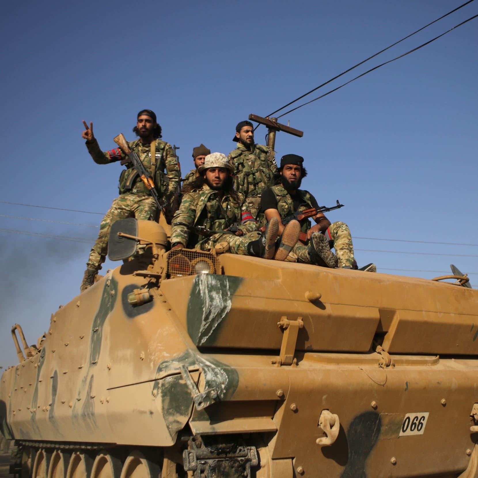 مغريات ورواتب.. فصائل تركيا بسوريا تجند مقاتلين لليبيا