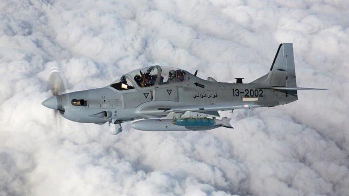 کشته شدن 16 جنگجوی گروه داعش در حمله هوایی ارتش افغان
