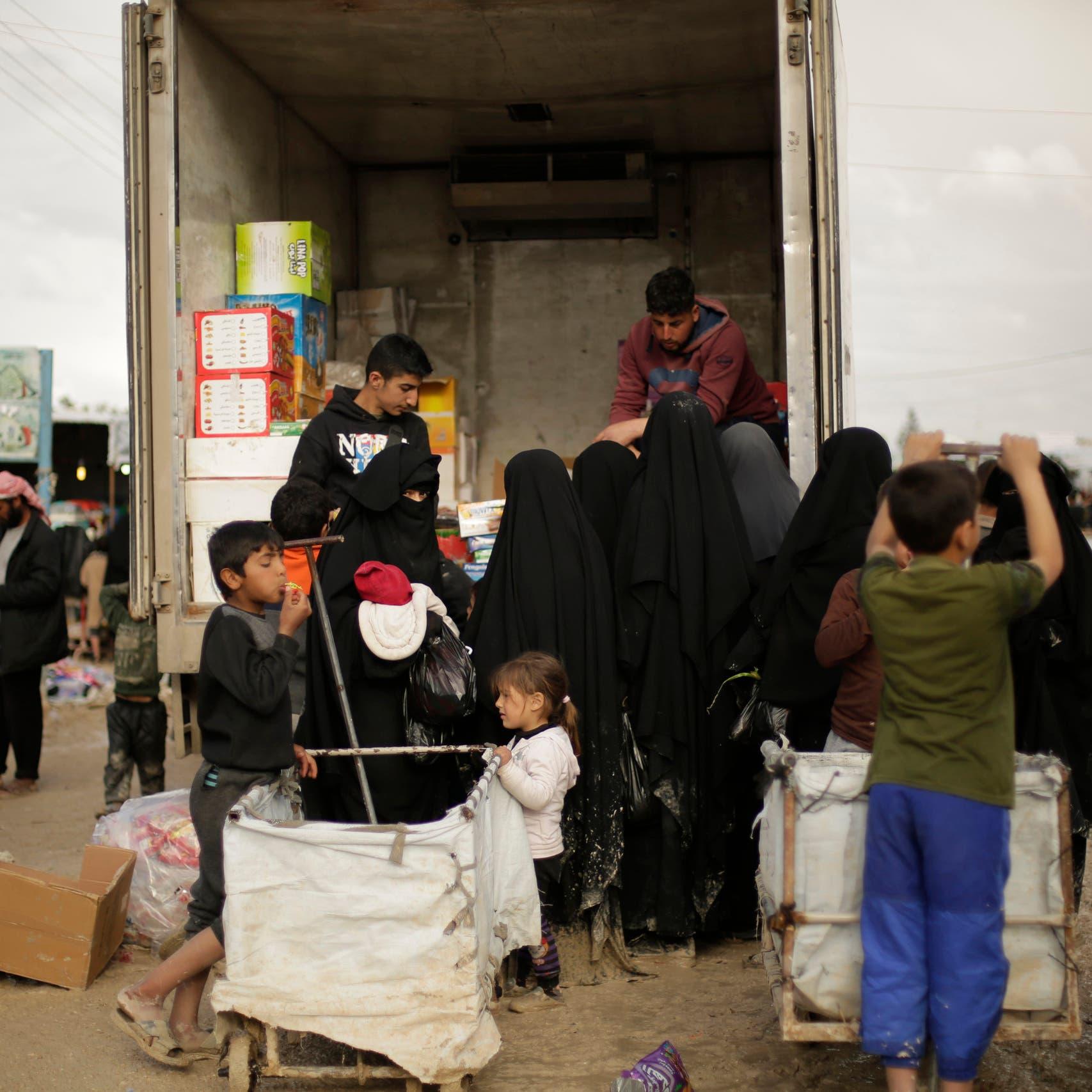 داعش يتبنى تحرير نساء من مقر كردي في الرقة