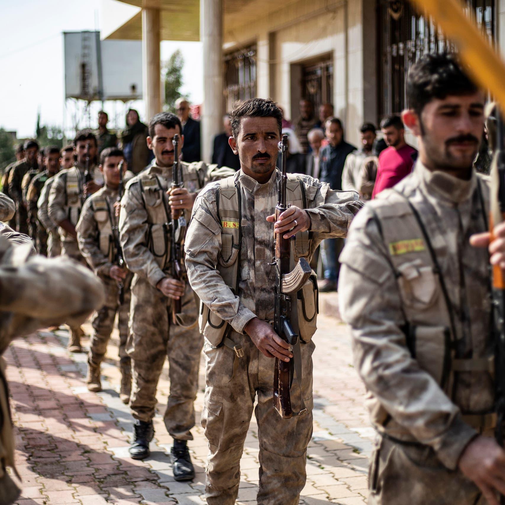 تركيا تهاجم صوامع الحبوب شمال سوريا.. وقسد ترد