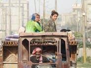 الآلاف في العراء شمال سوريا.. وهلع من فرار الدواعش