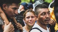 قافلة من ألفي مهاجر سري تطارد رئيس المكسيك