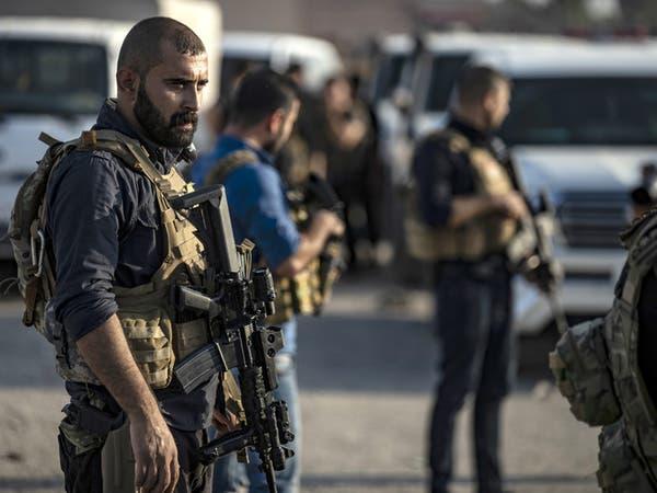 المقاتلون الأكراد يخلون المنطقة الآمنة في شمال سوريا
