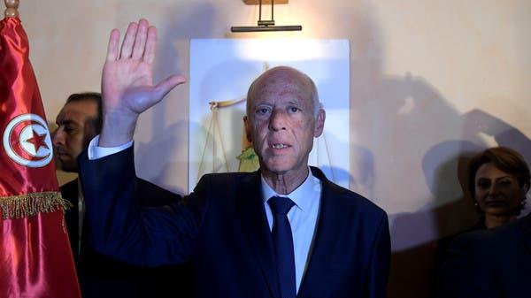 """هذه تعهدات قيس سعيد في """"خطاب الفوز"""" برئاسة تونس"""