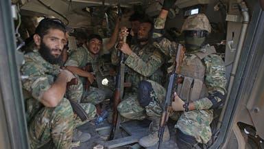 الدفاع التركية: قواتنا توغلت بعمق 30 كلم داخل سوريا