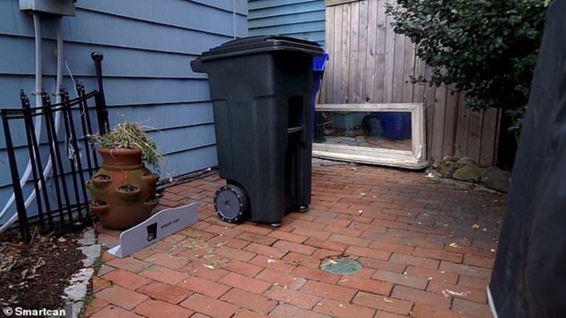 سلة القمامة الذكية (ديلي ميل)