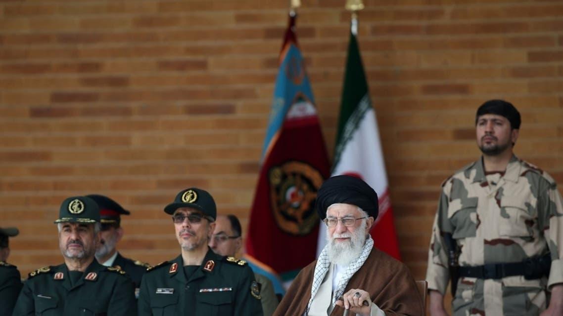 خامنهای خطاب به سپاه پاسداران: ابزار نظامی پیشرفته تولید کنید