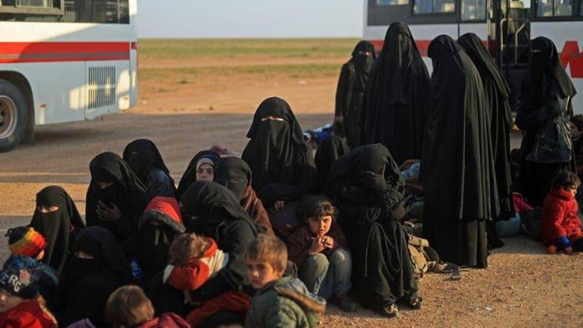 ISIS Women Syria