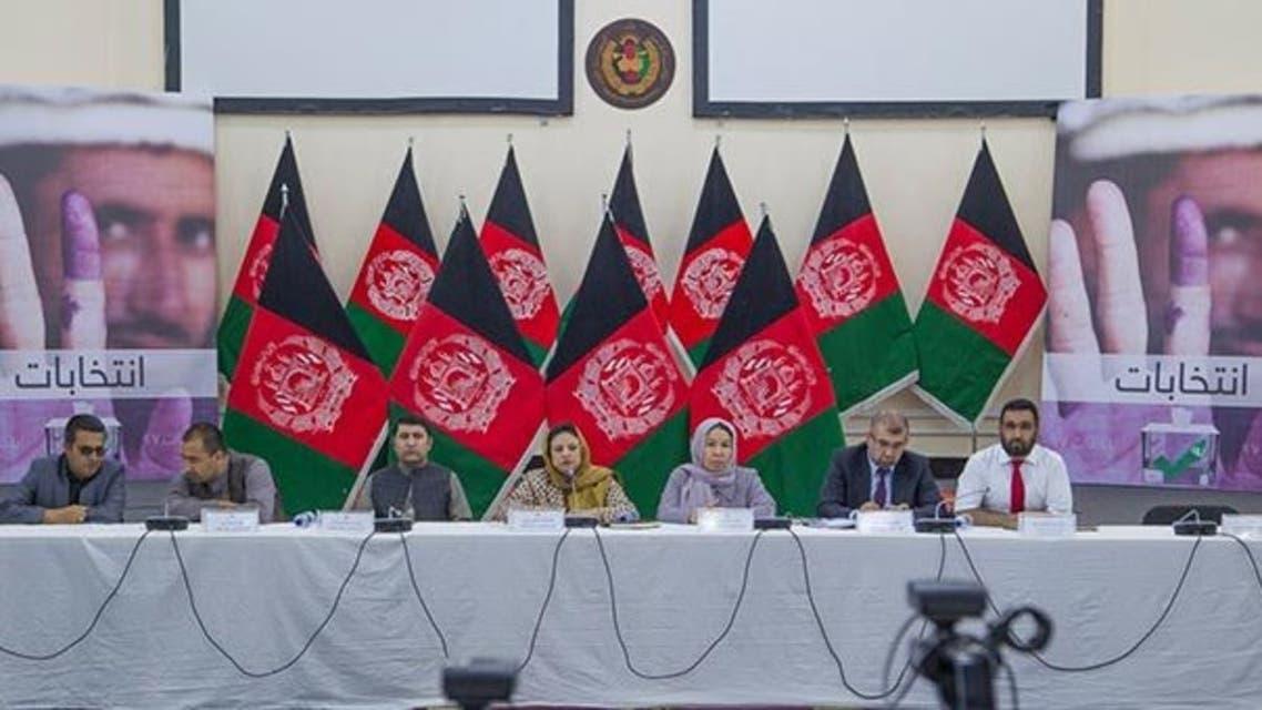 افغانستان... انتقال 1.7 میلیون رای بایومتریک شده به دستگاه مرکزی کمیسیون انتخابات