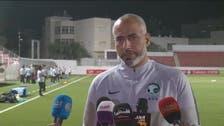 حسين الصادق: الفرج سيكون جاهزاً لمباراة فلسطين