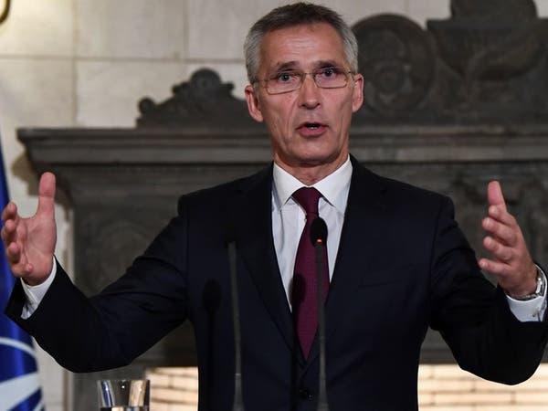 """الناتو يحذر من فرار """"الإرهابيين"""" شمال سوريا"""