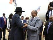 السودان.. البرهان يصل إلى جوبا للمشاركة بمحادثات السلام