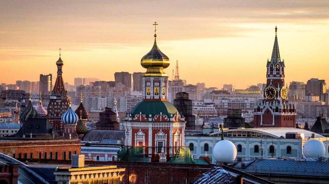 Kremlin. AFP