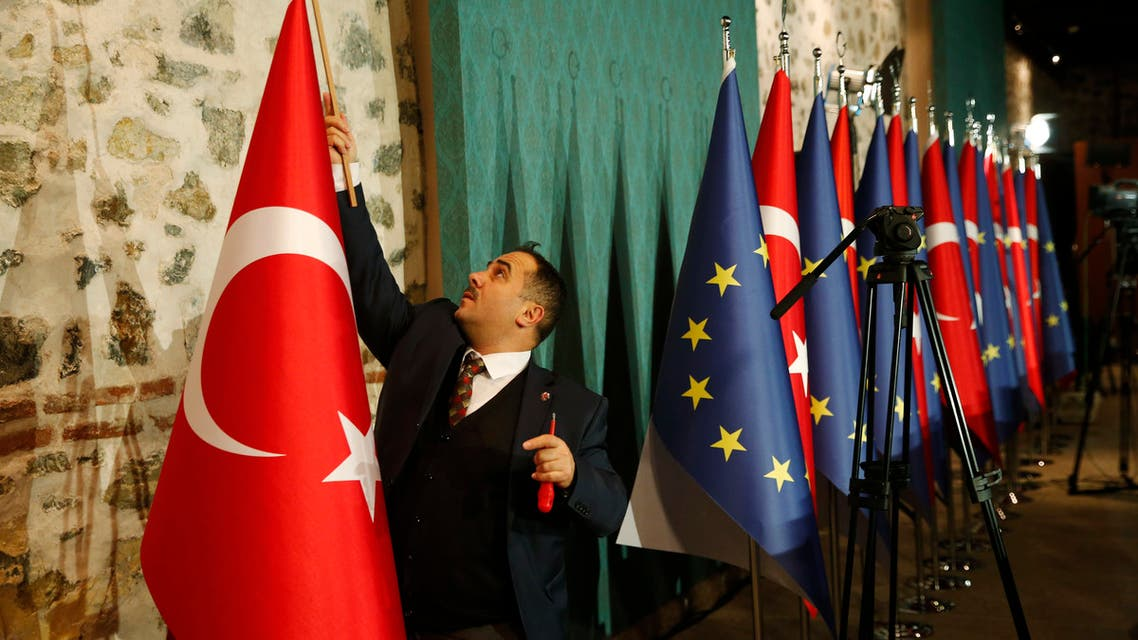 تركيا الاتحاد الاوروبي