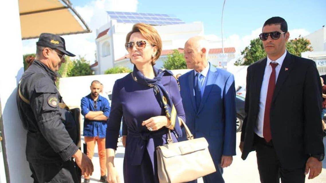Tunasia First Lady