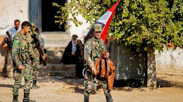النظام السوري على مشارف الحدود التركية.. ودخول إلى الرقة
