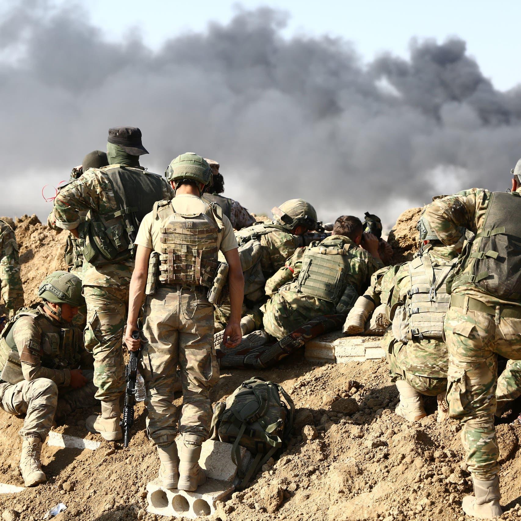 بعد إعلان بدء معركة منبج.. قوات النظام تدخل المدينة