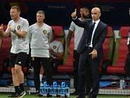 مارتينيز يشيد بتركيز لاعبي بلجيكا في مباراة كازاخستان