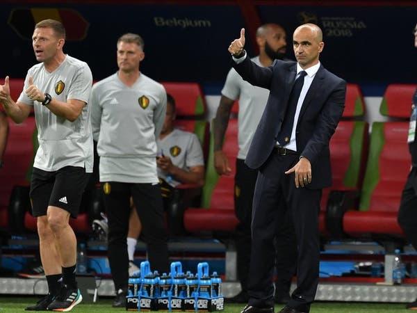 مارتينيز يبقى مدرباً لبلجيكا حتى مونديال 2022