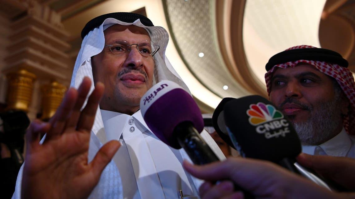 Prince Abdulaziz energy (Reuters)