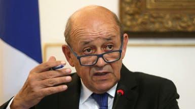 """وزير خارجية فرنسا يدعو إلى إصلاحات من أجل """"بقاء لبنان"""""""