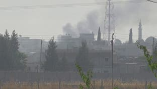 إعلام كردي: قصف تركي لمواقع في شمال منبج السورية