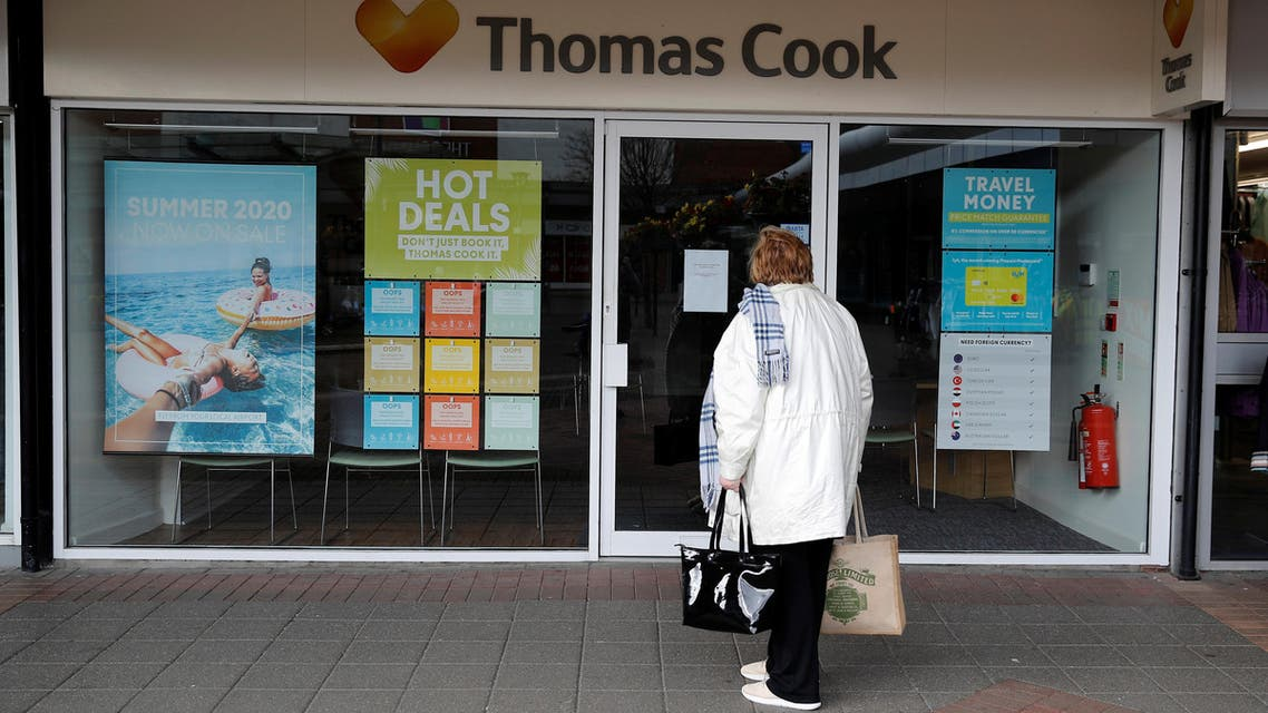 thomas cook (Reuters)