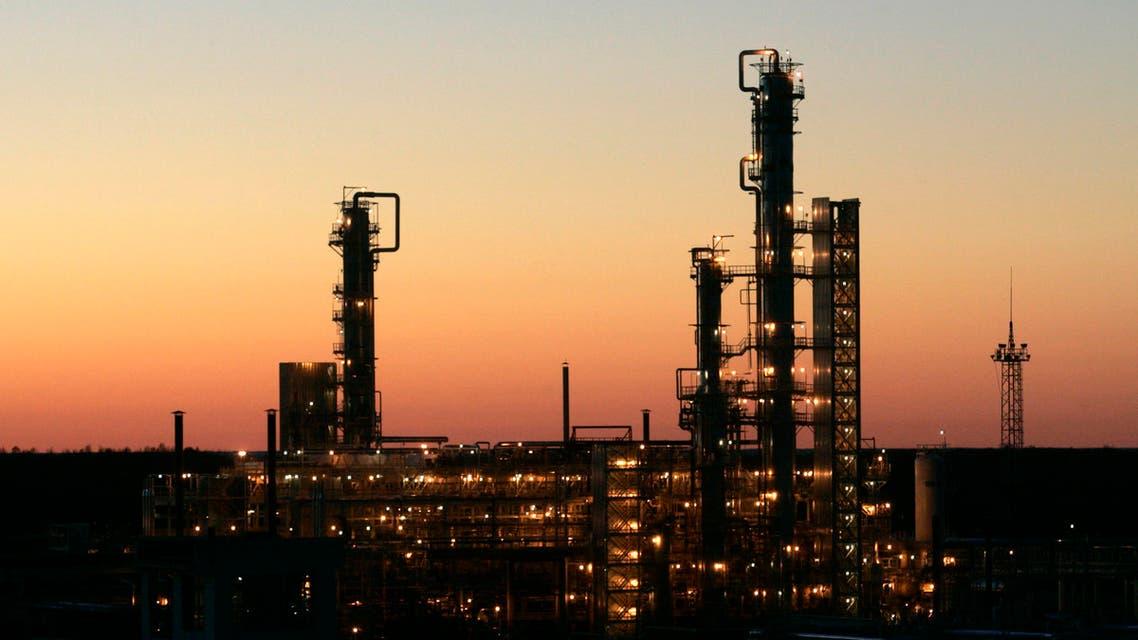 oil plant (reuters)