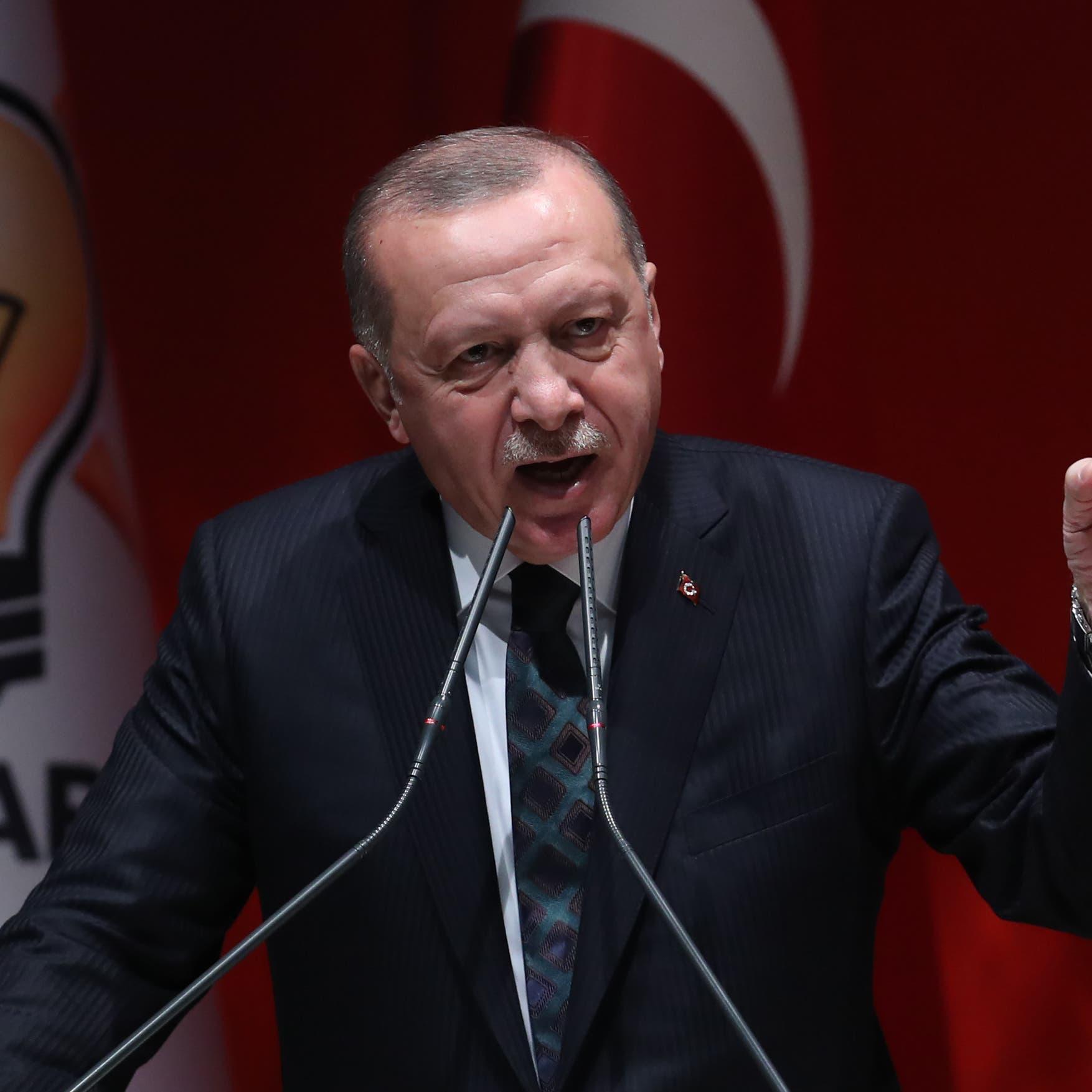 أردوغان يهدد أعضاء بالكونغرس: ستدفعون الثمن