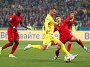 أوكرانيا تهزم البرتغال وتتأهل إلى يورو 2020