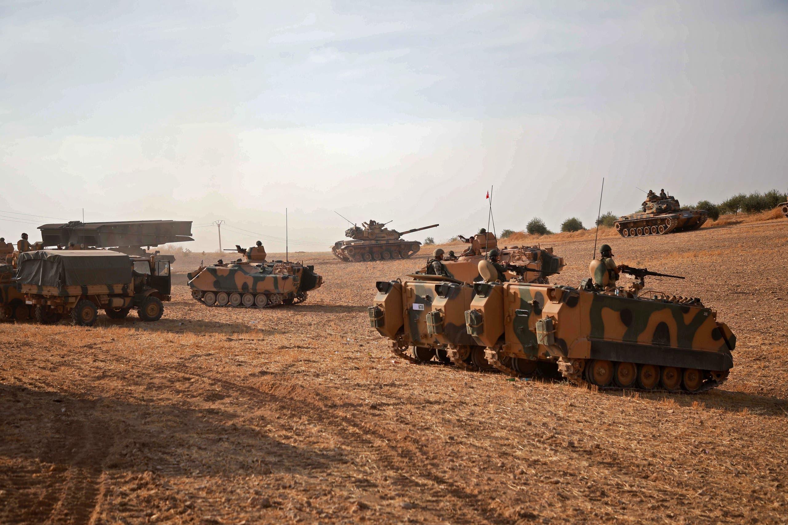 فصائل مسلحة موالية لتركيا شمال سوريا